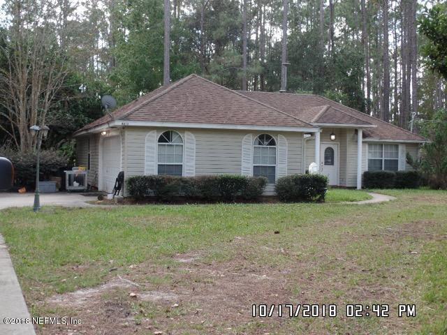 4613 Javeline St, Middleburg, FL 32068 (MLS #982116) :: Berkshire Hathaway HomeServices Chaplin Williams Realty