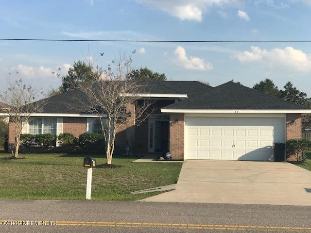34 Forest Grove Dr, Palm Coast, FL 32137 (MLS #983016) :: Berkshire Hathaway HomeServices Chaplin Williams Realty