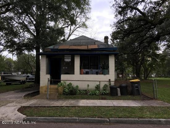 1116 W 5TH St, Jacksonville, FL 32209 (MLS #983141) :: Jacksonville Realty & Financial Services, Inc.