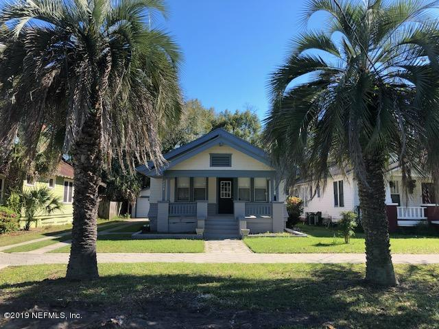 2258 Ernest St, Jacksonville, FL 32204 (MLS #983457) :: Home Sweet Home Realty of Northeast Florida