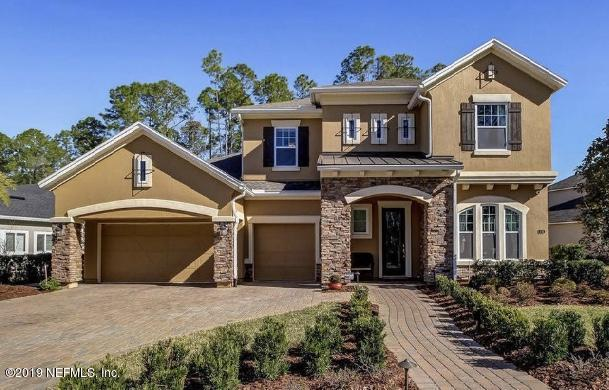 575 Eagle Rock Dr, Ponte Vedra, FL 32081 (MLS #983913) :: Memory Hopkins Real Estate