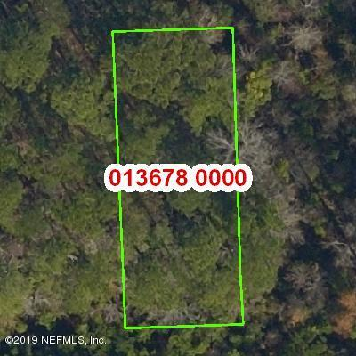 0000000 Metto Rd, Jacksonville, FL 32244 (MLS #983982) :: Berkshire Hathaway HomeServices Chaplin Williams Realty