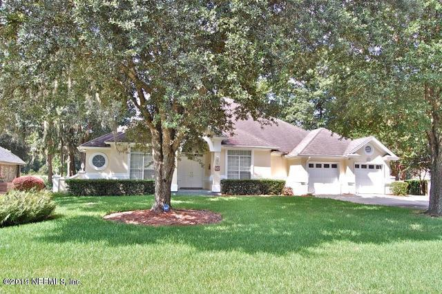 684 Cherry Grove Rd, Orange Park, FL 32073 (MLS #984522) :: Berkshire Hathaway HomeServices Chaplin Williams Realty