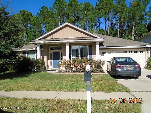 86031 Aladdins Way, Yulee, FL 32097 (MLS #985041) :: EXIT Real Estate Gallery
