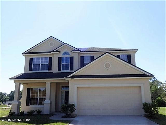 624 S Tree Garden Dr, St Augustine, FL 32086 (MLS #985535) :: Summit Realty Partners, LLC