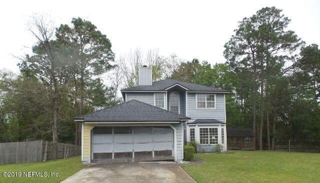 7865 Collins Ridge Blvd E, Jacksonville, FL 32244 (MLS #985861) :: The Hanley Home Team