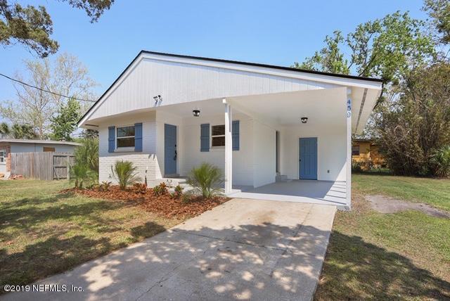 459 Skate Rd, Atlantic Beach, FL 32233 (MLS #985939) :: Florida Homes Realty & Mortgage