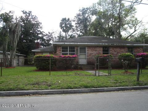 624 E 61ST St, Jacksonville, FL 32208 (MLS #986414) :: Florida Homes Realty & Mortgage