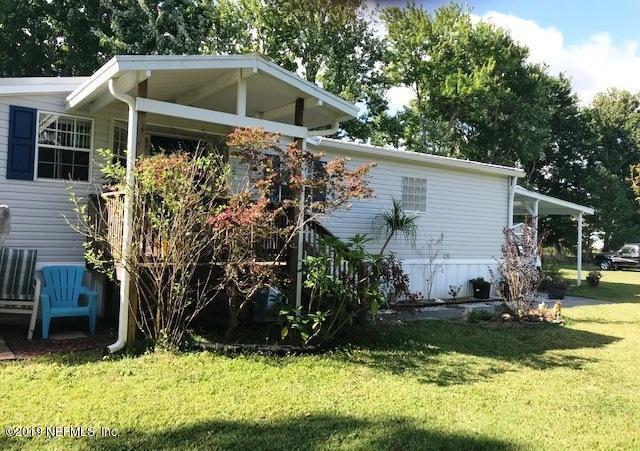 124 Peninsular Dr, Crescent City, FL 32112 (MLS #986501) :: The Hanley Home Team
