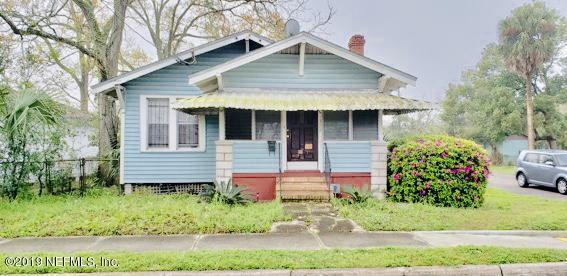 1354 W 5TH St, Jacksonville, FL 32209 (MLS #986862) :: Jacksonville Realty & Financial Services, Inc.
