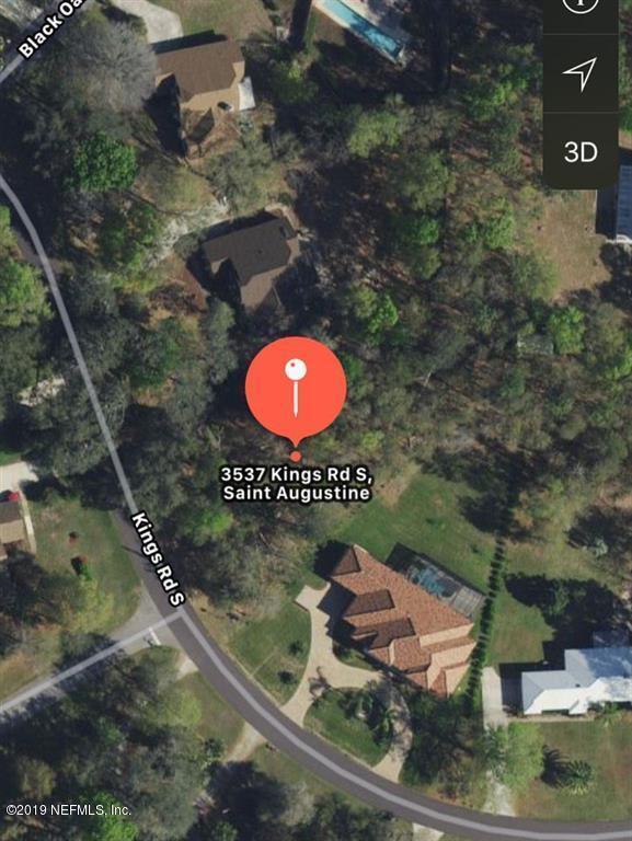 3537 Kings Rd S, St Augustine, FL 32086 (MLS #986984) :: Berkshire Hathaway HomeServices Chaplin Williams Realty