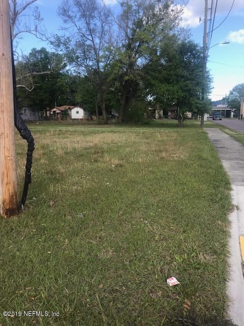 1057 W 5TH St, Jacksonville, FL 32209 (MLS #988077) :: The Hanley Home Team