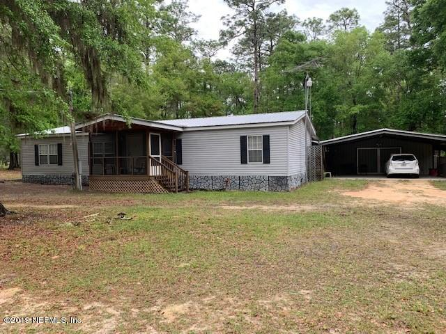 112 Bent Oak Ln, Salt Springs, FL 32134 (MLS #988327) :: The Hanley Home Team