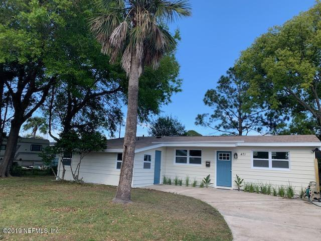 471 Irex Rd, Atlantic Beach, FL 32233 (MLS #988334) :: Florida Homes Realty & Mortgage