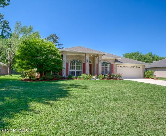 1957 Cedar River Ct, Fleming Island, FL 32003 (MLS #990835) :: The Edge Group at Keller Williams