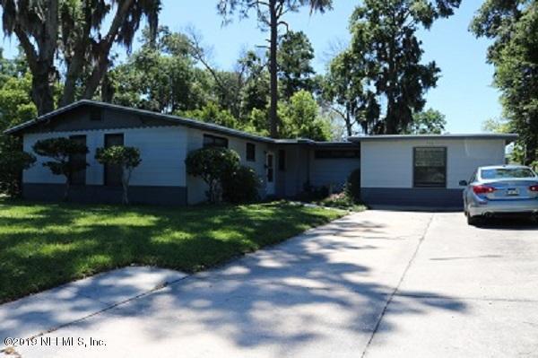 516 Baisden Rd, Jacksonville, FL 32218 (MLS #990917) :: The Edge Group at Keller Williams