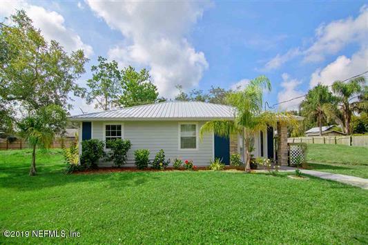 212 Vassar Rd, St Augustine, FL 32086 (MLS #991098) :: The Hanley Home Team