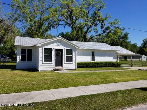 305 E Mciver Ave, Macclenny, FL 32063 (MLS #991147) :: Memory Hopkins Real Estate