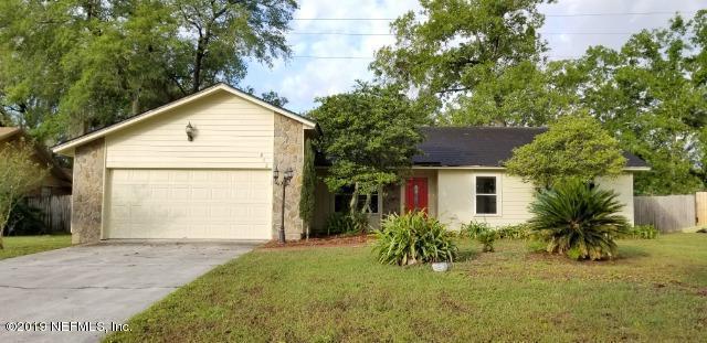 852 Maplewood Ln, Orange Park, FL 32065 (MLS #991769) :: The Hanley Home Team
