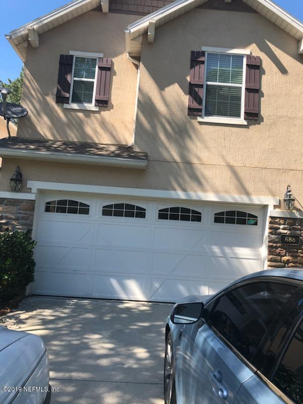 688 Briar View Dr, Orange Park, FL 32065 (MLS #992498) :: Florida Homes Realty & Mortgage
