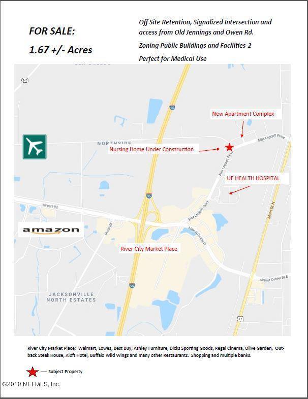0 Max Leggett Pkwy, Jacksonville, FL 32218 (MLS #992576) :: Memory Hopkins Real Estate