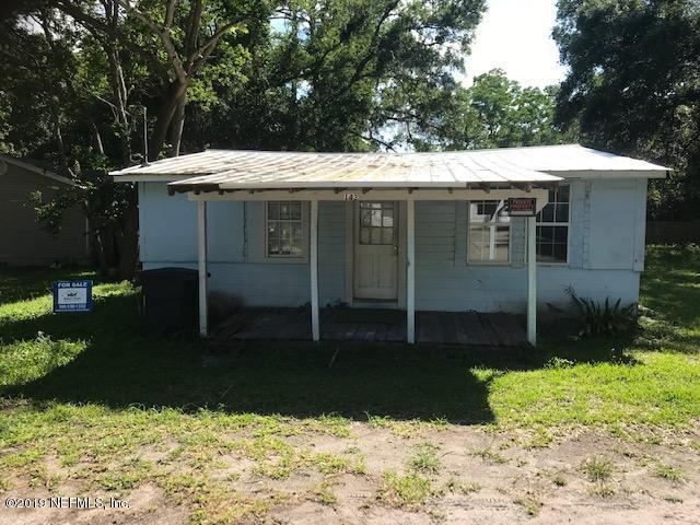 143 Smith St, St Augustine, FL 32084 (MLS #993573) :: Jacksonville Realty & Financial Services, Inc.