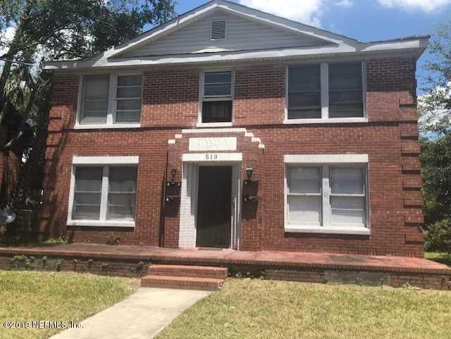 519 W 23RD St, Jacksonville, FL 32206 (MLS #994156) :: Florida Homes Realty & Mortgage