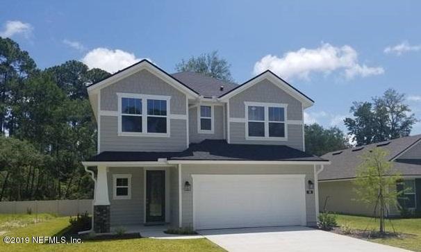 190 Sawmill Landing Dr, St Augustine, FL 32086 (MLS #995007) :: Noah Bailey Real Estate Group