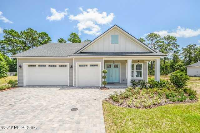 241 Whistling Run, St Augustine, FL 32092 (MLS #995506) :: Noah Bailey Real Estate Group