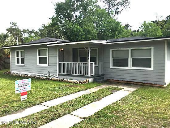 2538 New Berlin Rd, Jacksonville, FL 32226 (MLS #995792) :: The Edge Group at Keller Williams