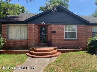 208 W 67TH St, Jacksonville, FL 32208 (MLS #996657) :: Noah Bailey Real Estate Group