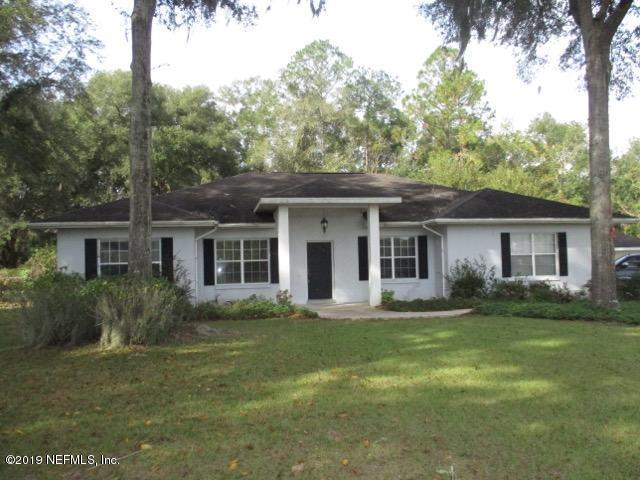 20016 NW 258TH Dr, High Springs, FL 32643 (MLS #996884) :: Jacksonville Realty & Financial Services, Inc.