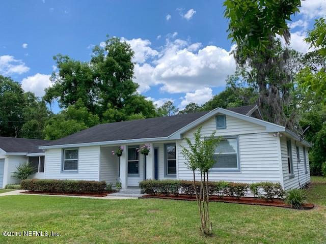 969 Grand St, Starke, FL 32091 (MLS #997013) :: Florida Homes Realty & Mortgage