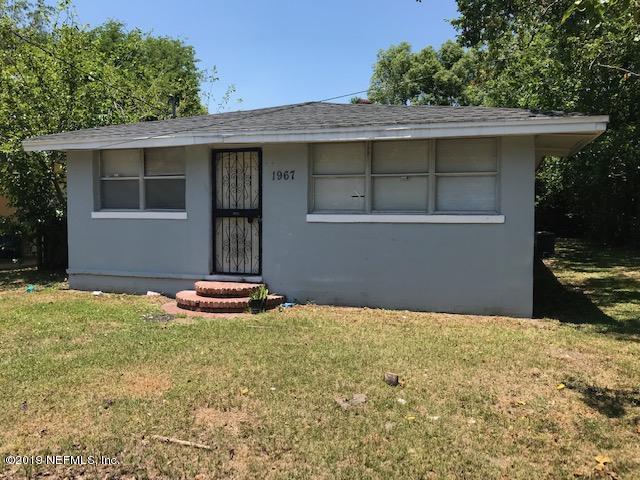 1967 Talladega Rd, Jacksonville, FL 32209 (MLS #997158) :: Florida Homes Realty & Mortgage