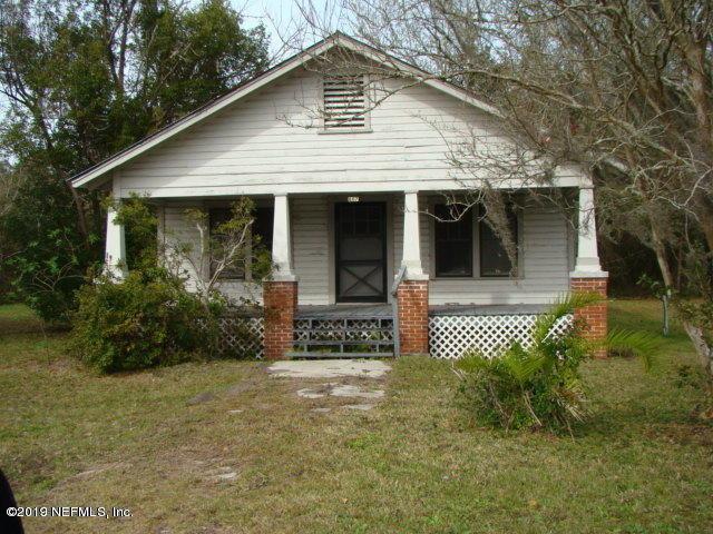 807 Macclenny Ave, Macclenny, FL 32063 (MLS #997267) :: The Hanley Home Team