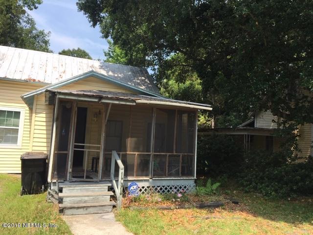 161 N Orange St, Starke, FL 32091 (MLS #999104) :: EXIT Real Estate Gallery