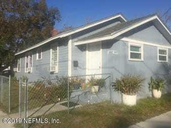 1502 Fairfax St, Jacksonville, FL 32209 (MLS #1004098) :: The Hanley Home Team