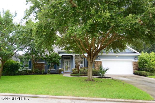 688 Battersea Dr, St Augustine, FL 32095 (MLS #1004430) :: The Hanley Home Team