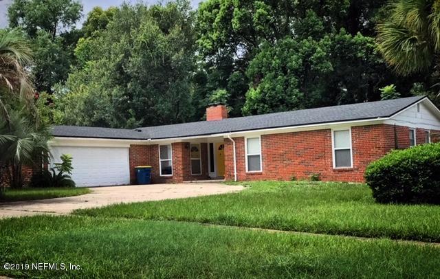 4038 Grissom Dr, Jacksonville, FL 32277 (MLS #1007632) :: The Hanley Home Team