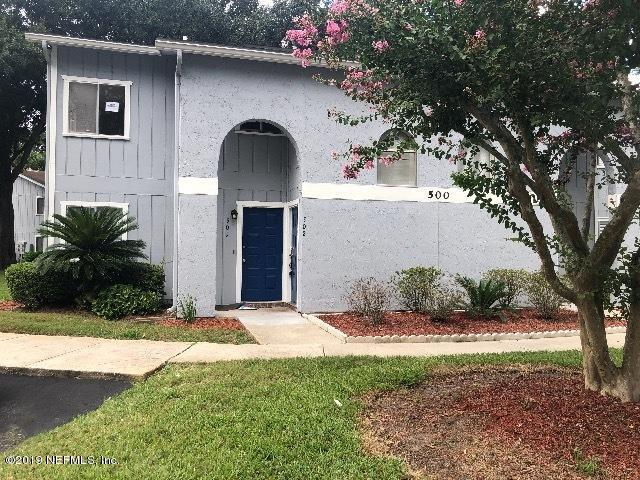 3270 Ricky Dr #502, Jacksonville, FL 32223 (MLS #1008524) :: CrossView Realty