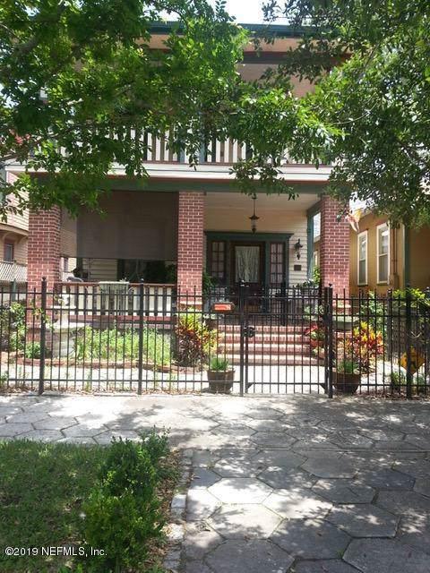 1921 N Laura St, Jacksonville, FL 32206 (MLS #1012810) :: The Hanley Home Team