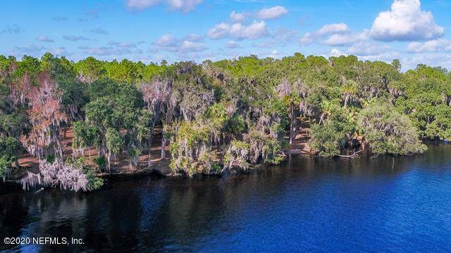 727 National Forest Service Rd 75G Lot 3, Palatka, FL 32177 (MLS #1035130) :: Oceanic Properties
