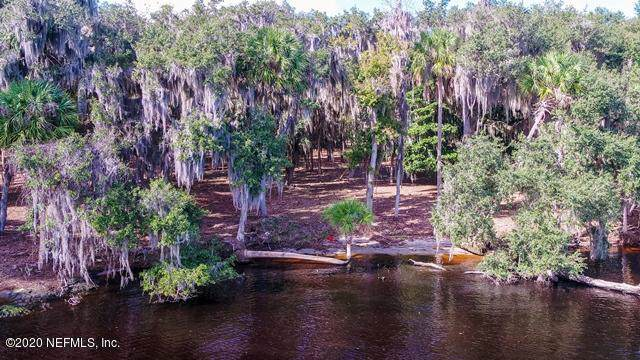 727 National Forest Service Rd 75G Lot 5, Palatka, FL 32177 (MLS #1035141) :: Oceanic Properties