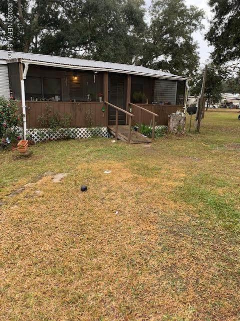 149 Cedar Creek Cutoff Rd, Palatka, FL 32177 (MLS #1035737) :: The Hanley Home Team