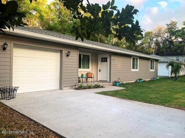 624 Francis St, St Augustine, FL 32084 (MLS #1045101) :: Noah Bailey Group