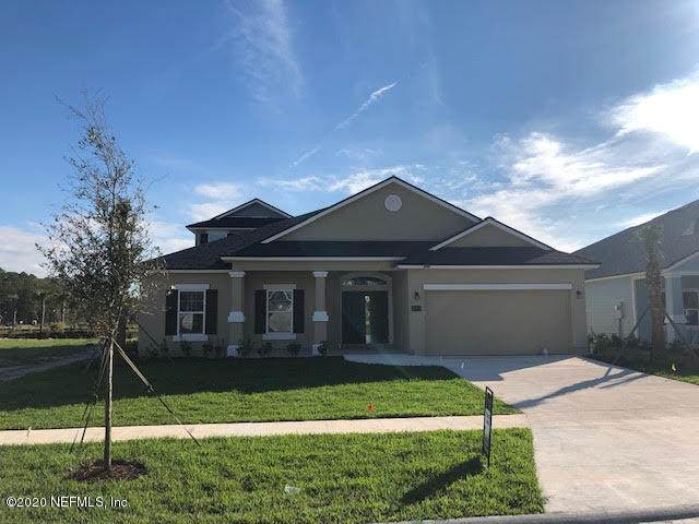 1017 Laurel Valley Dr, Orange Park, FL 32065 (MLS #1047962) :: EXIT Real Estate Gallery
