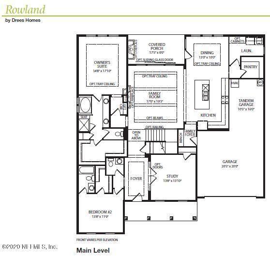 973 Oakland Hills Ave, Middleburg, FL 32068 (MLS #1050491) :: EXIT Real Estate Gallery