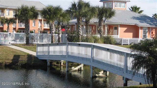 275 Atlantis Cir #104, St Augustine Beach, FL 32080 (MLS #1052680) :: Memory Hopkins Real Estate