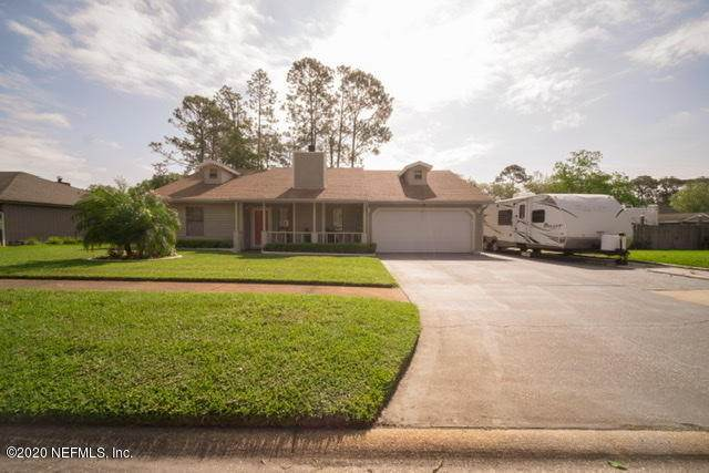 7731 Collins Ridge Blvd, Jacksonville, FL 32244 (MLS #1059547) :: The Hanley Home Team