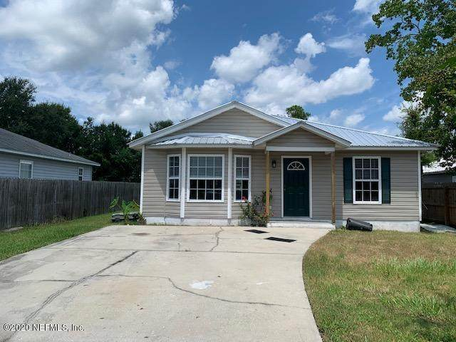 874 Aiken St, St Augustine, FL 32084 (MLS #1070297) :: Homes By Sam & Tanya